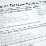 Come leggere una bolletta del telefono Telecom