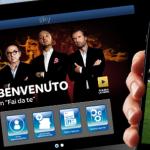 Posso usare Sky Go su smartphone e tablet insieme?
