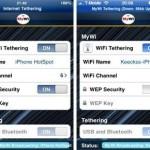 Come usare un cellulare come modem per navigare in Internet